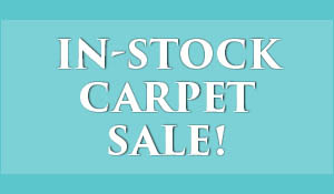 In-stock carpet on sale! 150 in-stock styles to choose from! Free installation with purchase of carpet & pad, FREE furniture moves, & FREE carpet removal & disposal during the New Year New Floor sale at Naples Abbey Carpet